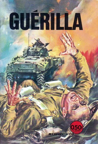 Couverture de Guérilla -10- On ne meurt qu'une fois