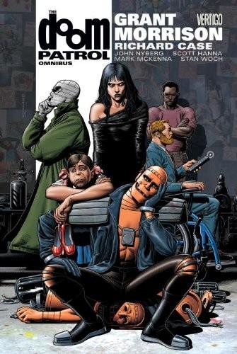 Couverture de Doom Patrol Vol.2 (DC Comics - 1987) -OMNI- Doom Patrol Omnibus