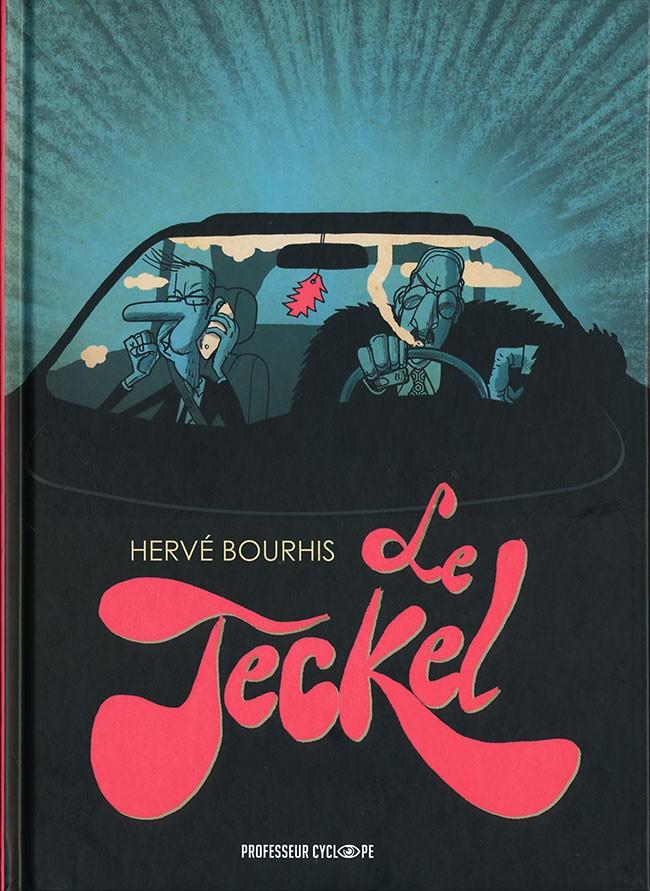 Couverture de Le teckel -1- Le Teckel