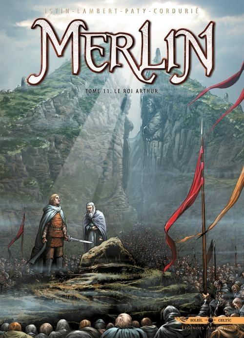 Merlin Nucl A Soleil 11 Le Roi Arthur