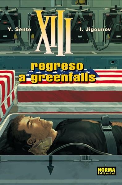 Couverture de XIII (en espagnol) -22- Regreso a Greenfalls