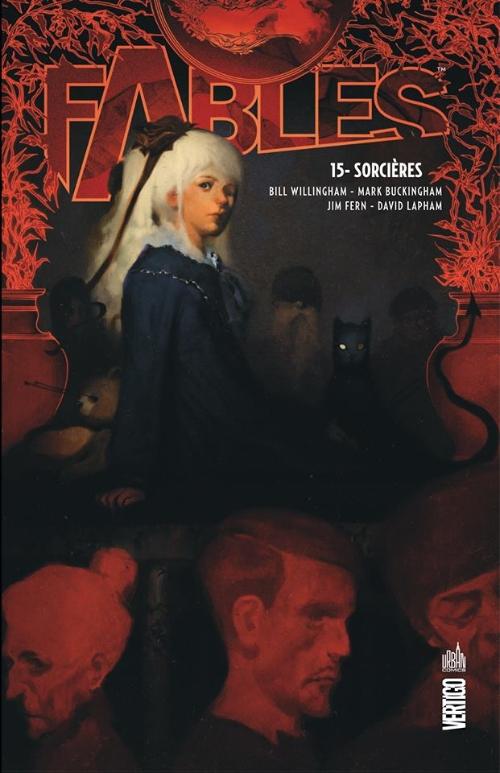 Couverture de Fables (Urban Comics) -15- Sorcières
