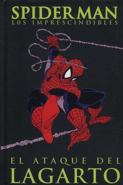 Couverture de Spiderman: Los Imprescindibles -2- El ataque del Lagarto