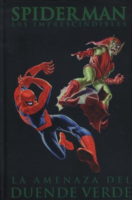 Couverture de Spiderman: Los Imprescindibles -4- La amenaza del Duende Verde
