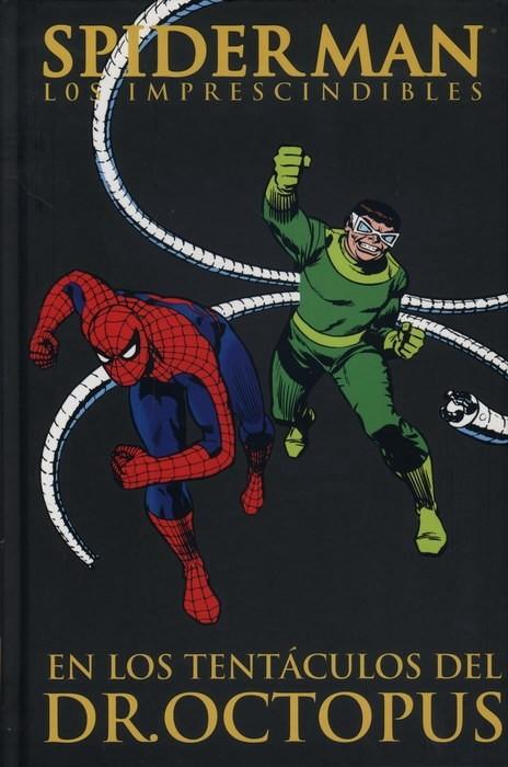 Couverture de Spiderman: Los Imprescindibles -5- En los tentáculos del Dr. Octupus