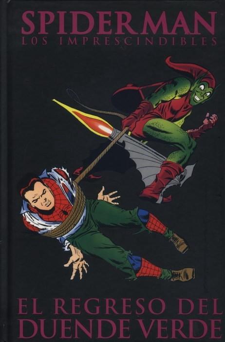 Couverture de Spiderman: Los Imprescindibles -6- El regreso del Duende Verde