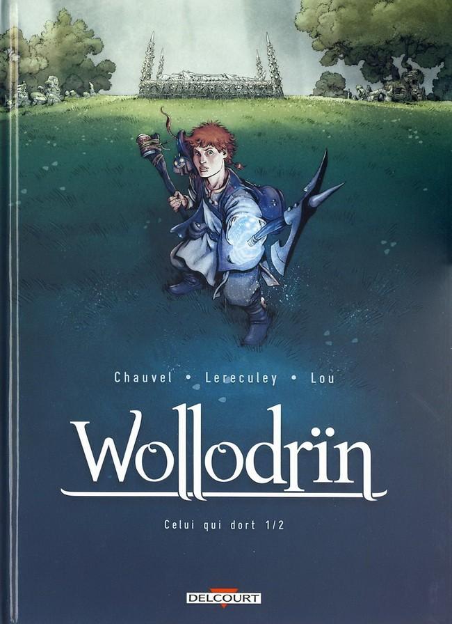 Couverture de Wollodrïn -5- Celui qui dort 1/2