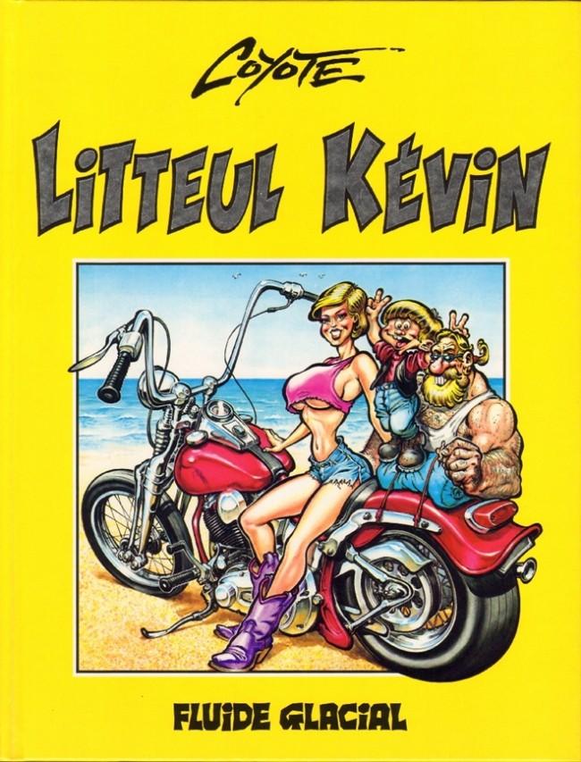 Couverture de Litteul Kévin -1- Litteul Kevin
