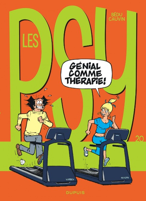 Les Psy tome 20
