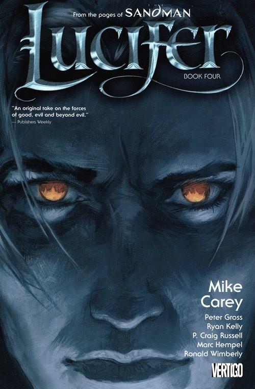 Couverture de Lucifer (2000) -INT-04- Book Four