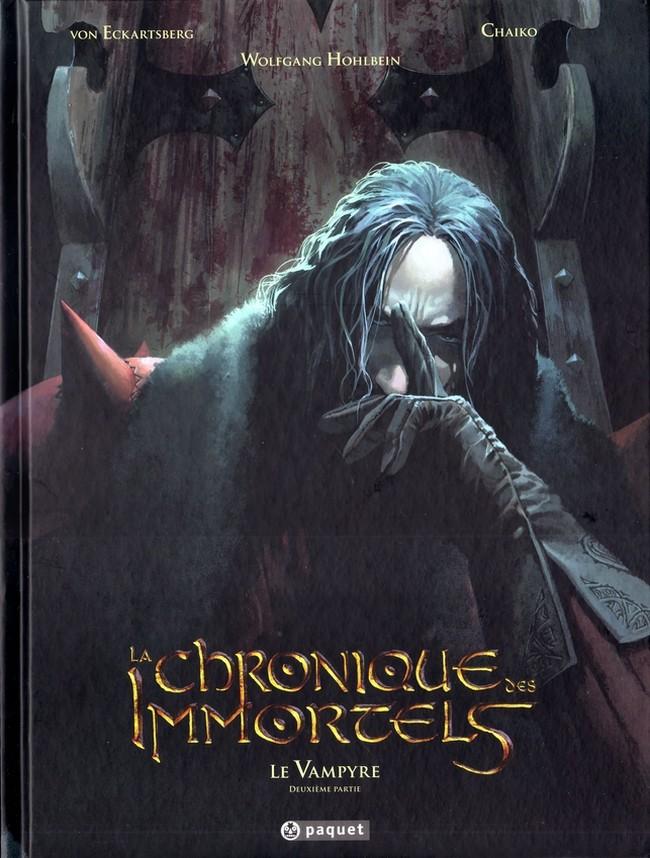 Chronique des Immortels Tome 5