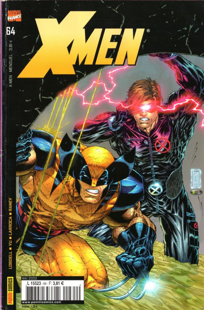 Couverture de X-Men (Marvel France 1re série - 1997) -64- Holocauste
