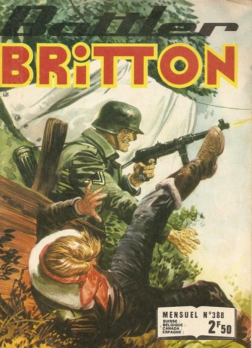Couverture de Battler Britton -388- L'espion du ciel