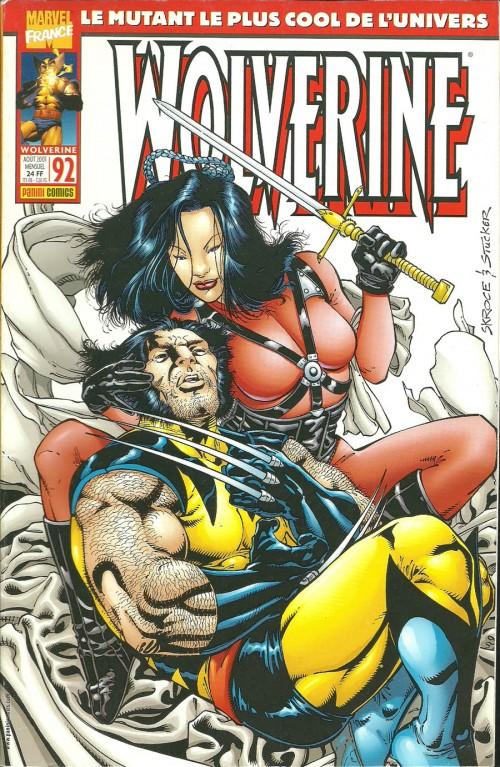 Couverture de Wolverine (Marvel France 1re série) (1997) -92- Wolverine 92