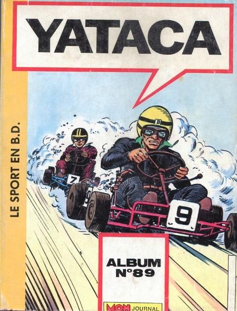 Couverture de Yataca (Fils-du-Soleil) -Rec89- Album N°89 (du n°240 au n°242)