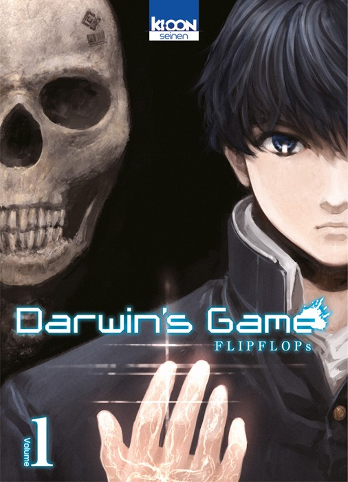 Couverture de Darwin's Game -1- Tome 1