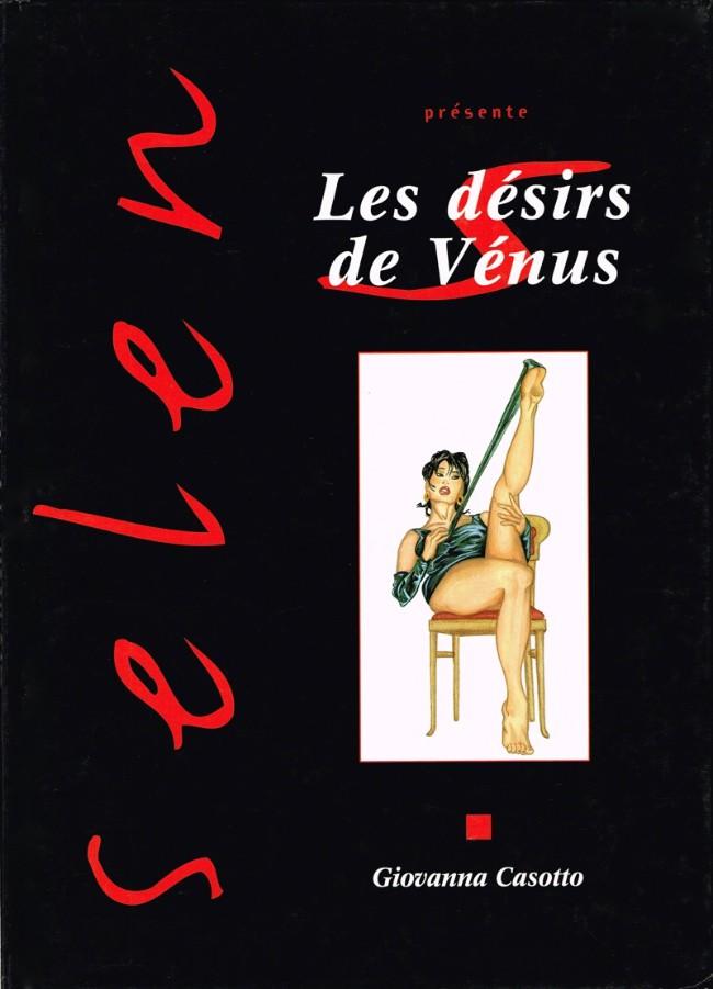 Couverture de Selen présente... -8- Les désirs de Vénus