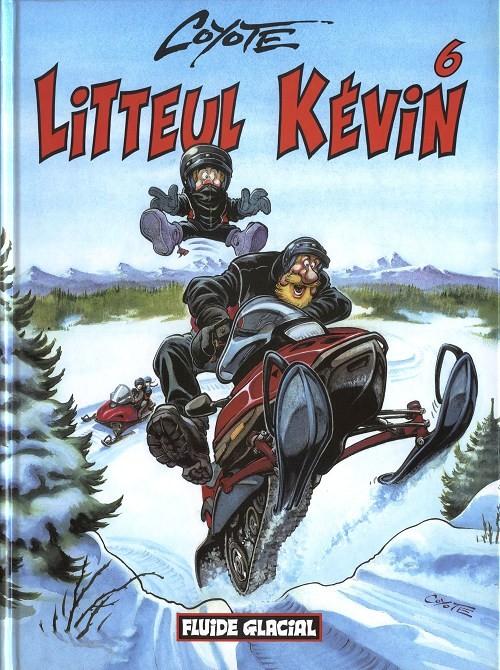 Couverture de Litteul Kévin -6- Tome 6