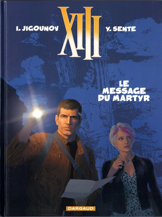 XIII Tome 23 : Le Message du martyr (2014)