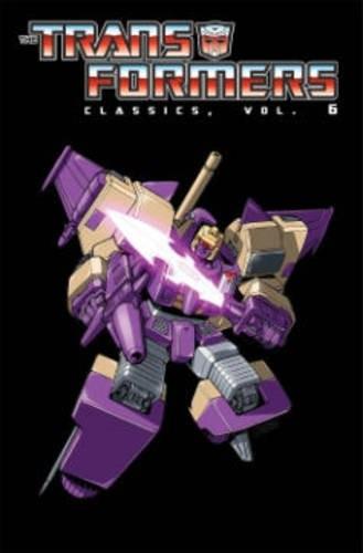 Couverture de Transformers (The) (1984) -INT06- Classics volume 6