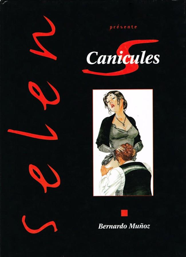 Couverture de Selen présente... -16- Canicules