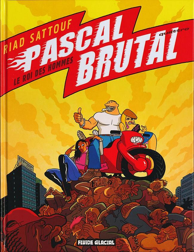 Pascal Brutal - les 4 tomes