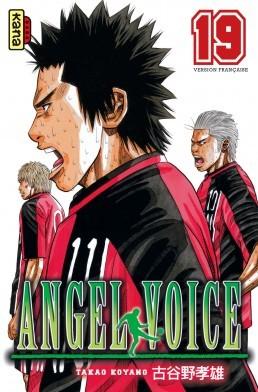 Couverture de Angel Voice -19- Tome 19