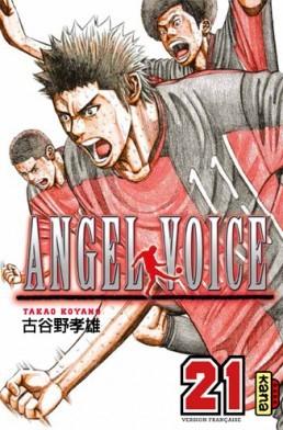 Couverture de Angel Voice -21- Tome 21