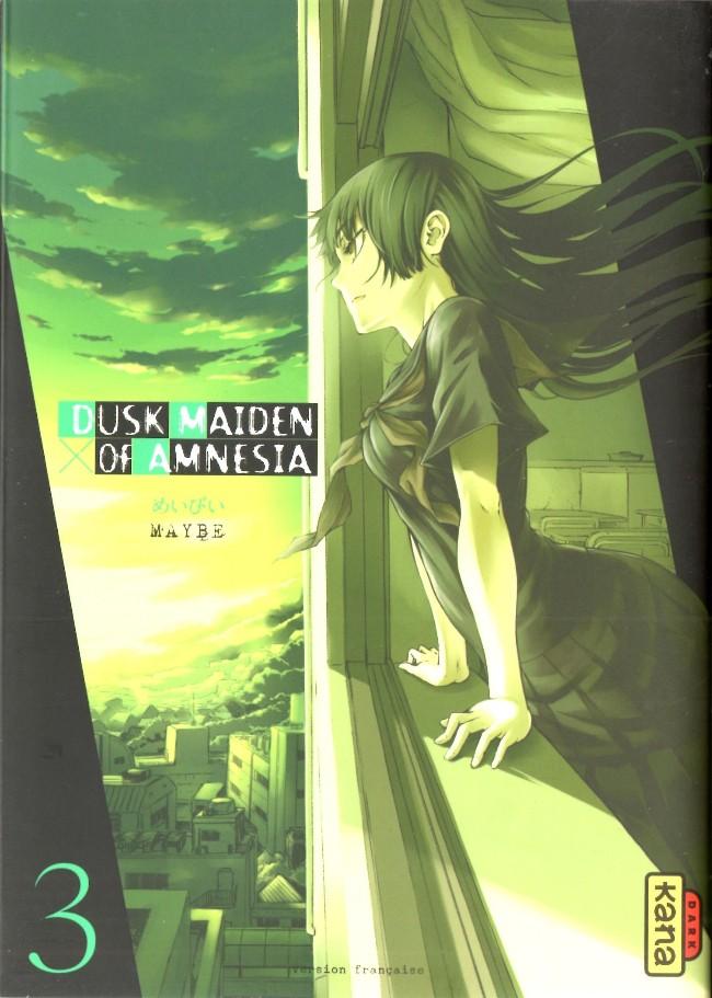 Couverture de Dusk Maiden of Amnesia -3- Volume 3