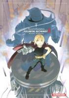 Couverture de FullMetal Alchemist -HS2- Recueil d'illustrations 2