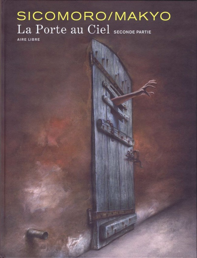 La porte au ciel (Tome 2)