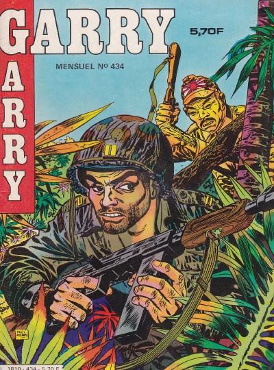 Couverture de Garry (Impéria) (2e série - 190 à 456) -434- A leur propre piège
