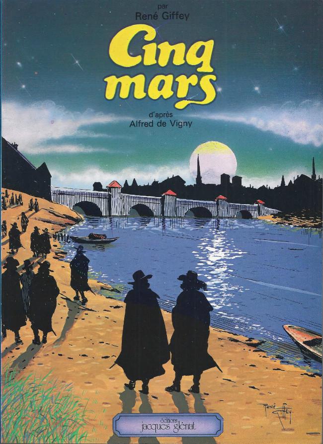 Cinq Mars - One shot - PDF