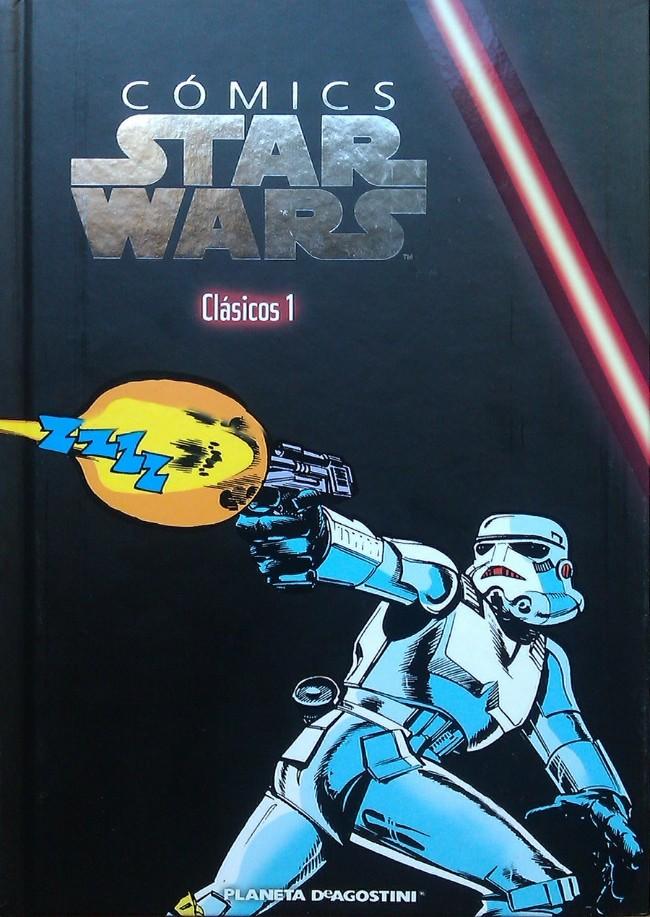 Couverture de Cómics Star Wars (Coleccionable) -1- Clásicos 1
