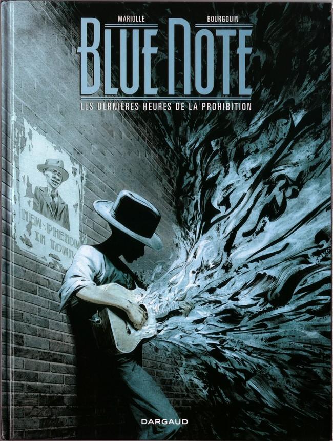 Couverture de Blue Note -2- Les Dernières Heures de la Prohibition