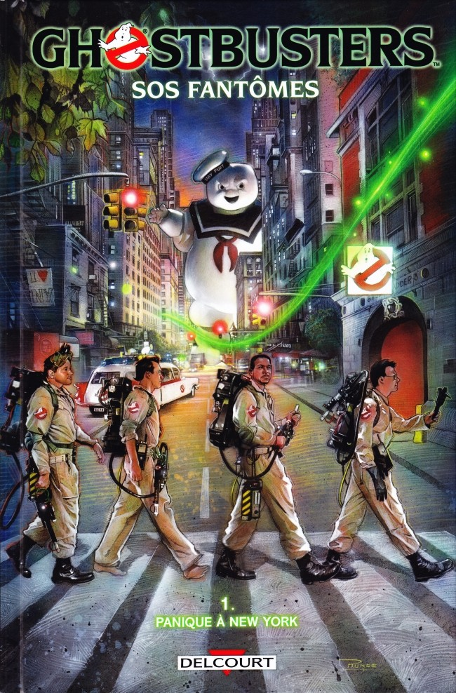 Ghostbusters Sos Fantomes 1 Panique A New York