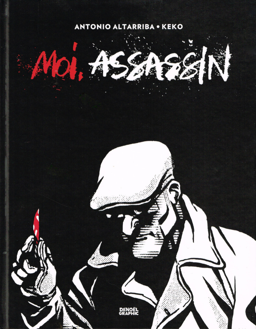 Couverture de Moi, assassin