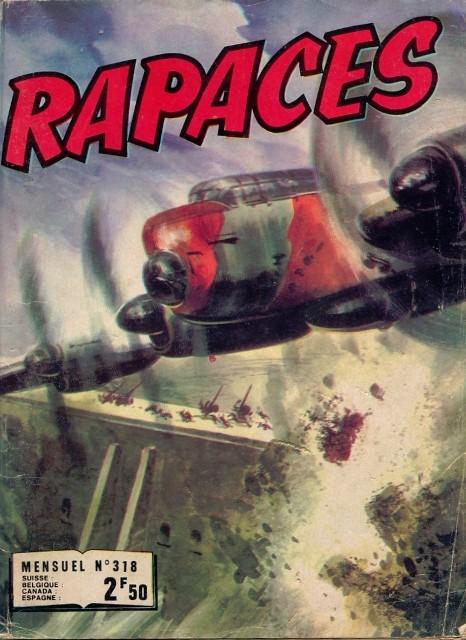 Couverture de Rapaces (Impéria) -318- Solidarité