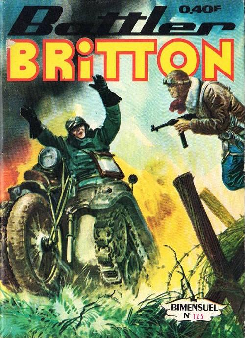 Couverture de Battler Britton -125- La revanche - un coup d'éclat