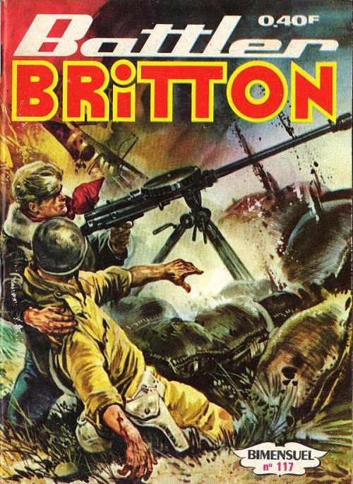 Couverture de Battler Britton -117- Le grand jour - le cheval de troie 2