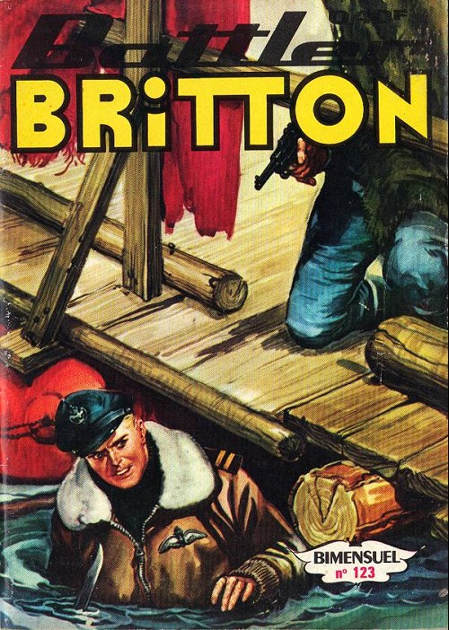 Couverture de Battler Britton (Imperia) -123- Le secret de la colline
