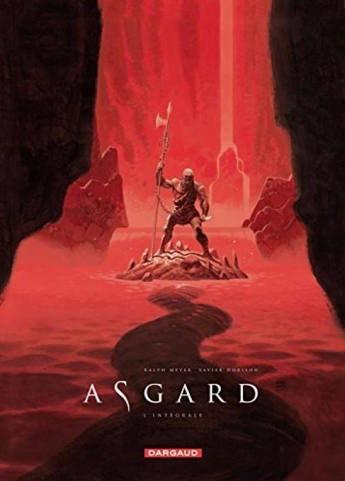 Couverture de Asgard -INT- Intégrale