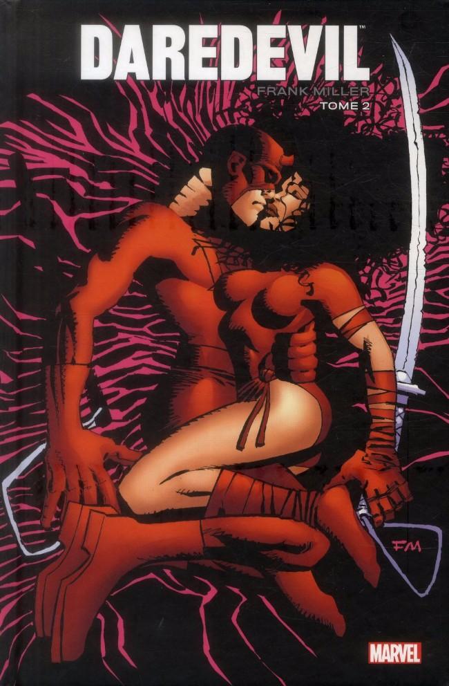 Couverture de Daredevil (Marvel Icons) -2- Tome 2