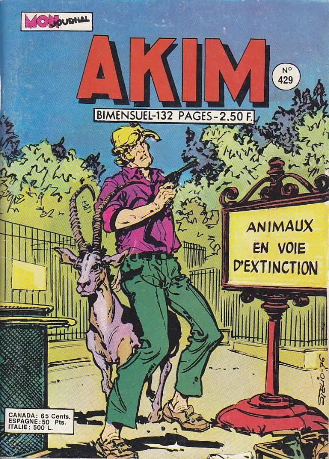 Couverture de Akim (1re série) -429- Les arbres vampires