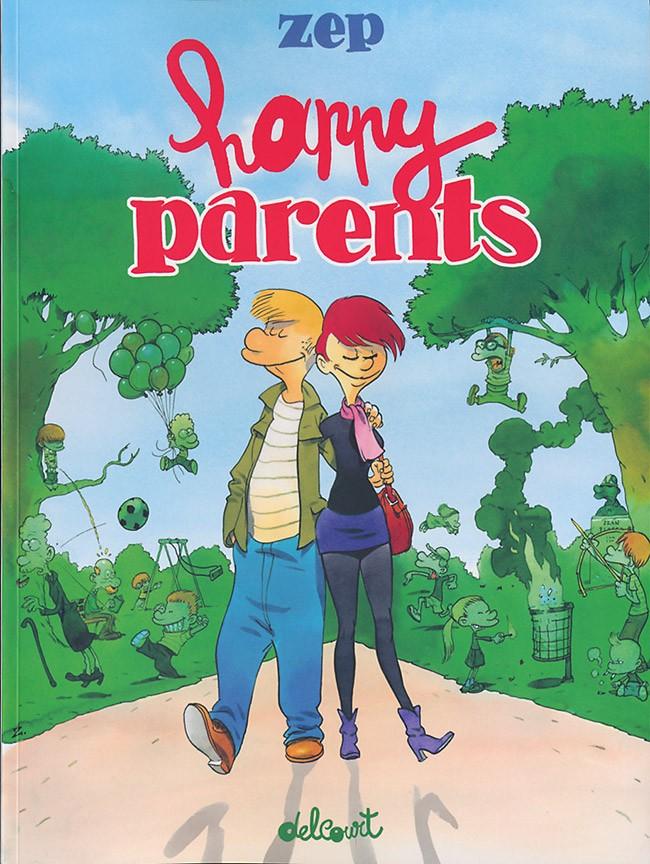 Couverture de Happy Books - Happy parents
