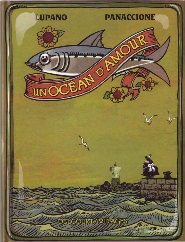 Couverture de Un océan d'amour - Un Océan d'amour