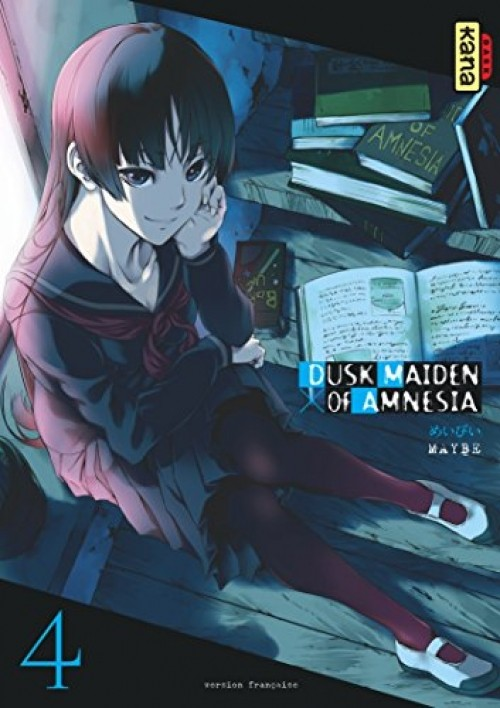 Couverture de Dusk Maiden of Amnesia -4- Volume 4