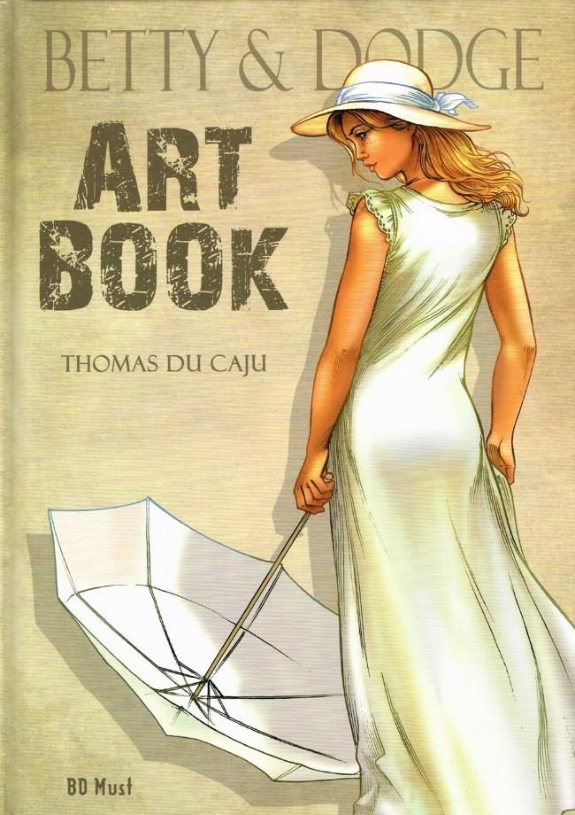 Couverture de Betty & Dodge -HS3- Art Book