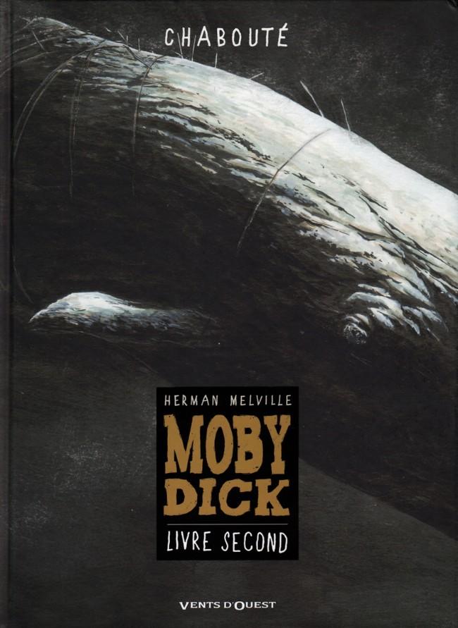 Moby Dick - Herman Melville - Albums et romans