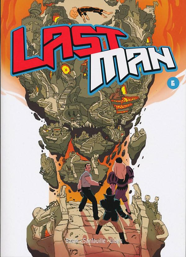 Couverture de LastMan -6- Tome 6